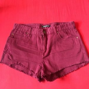 Billabong / denim shorts